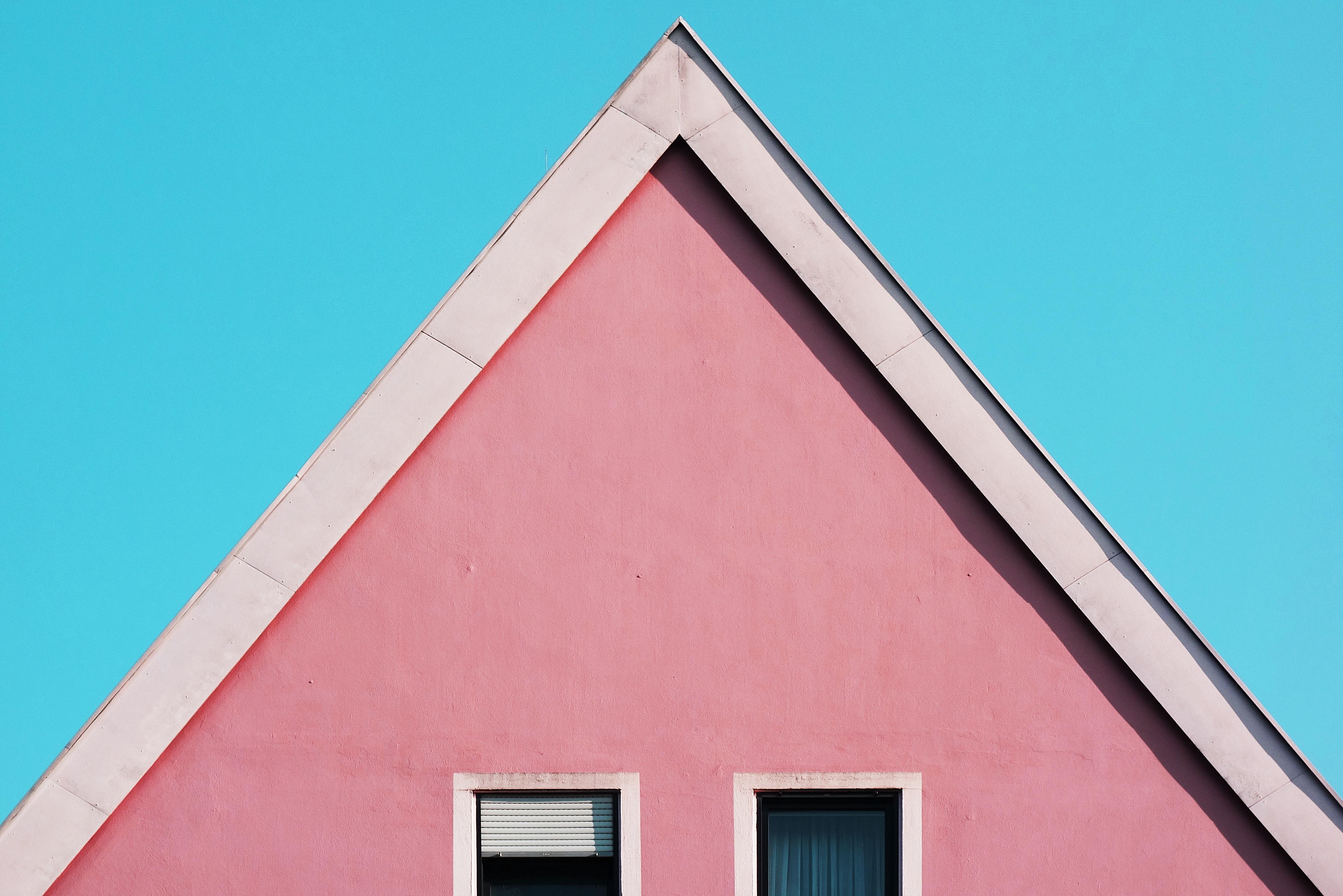 pinkhousetop