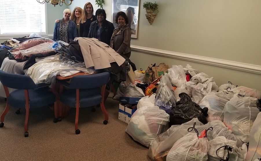 rcsc professional clothing drive