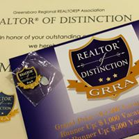 realtor of distinction